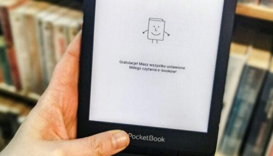 e-czytnik pocketbook