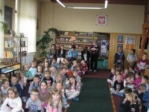 spotkanie z autorami dla dzieci 1