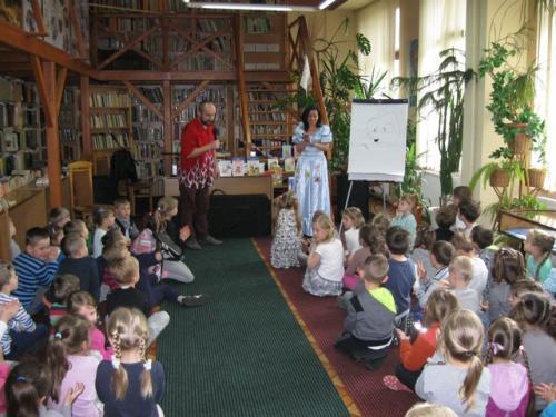 spotkanie z autorami dla dzieci 13