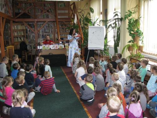 spotkanie z autorami dla dzieci 14