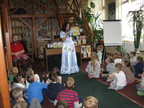 spotkanie z autorami dla dzieci 7