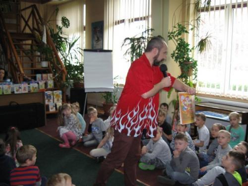 spotkanie z autorami dla dzieci 8