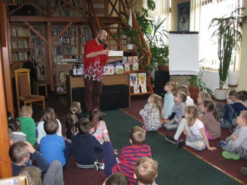 spotkanie z autorami dla dzieci 9
